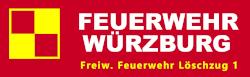 Logo Feuerwehr Würzburg Löschzug 1