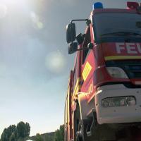 Symbolbild Feuerwehrfahrzeug