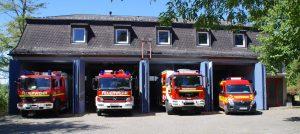 Gerätehaus Löschzug 1